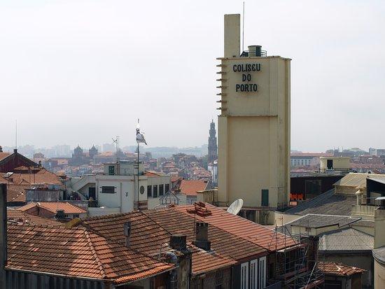 Ibis Porto Centro: Vista desde la habitación