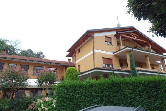 Paesana, Italia: Das Hotel
