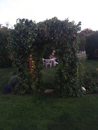 Walla Walla Garden Motel: Garden
