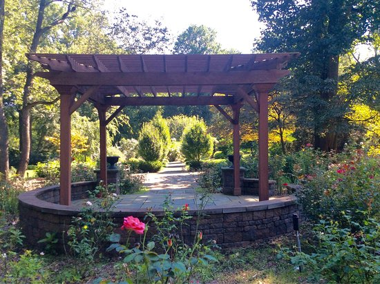 The Rose Garden In Wyckoff Picture Of J A Mcfaul Environmental