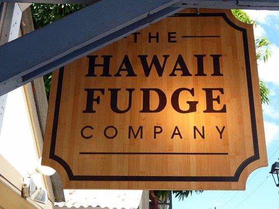 Макаво, Гавайи: Hawaii Fudge Company