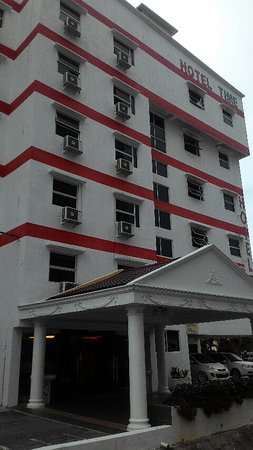 Time Hotel Melaka foto
