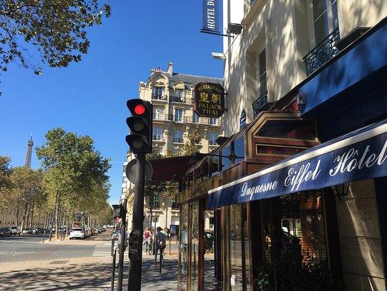 Hotel Duquesne Eiffel: photo0.jpg