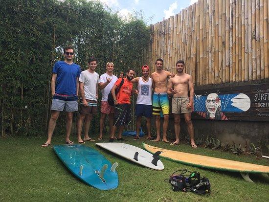 Premier surf camp 2016