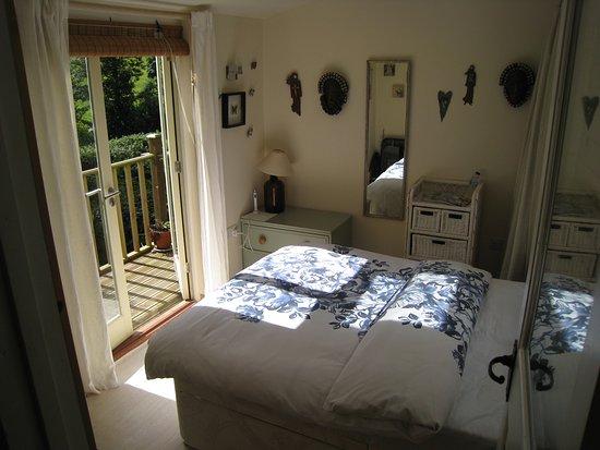 Bantham, UK: Schlafzimmer