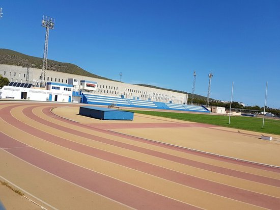 Pista de Atletismo Can Misses