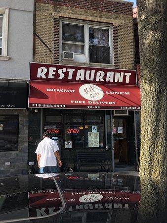 Озоун-Парк, Нью-Йорк: 101 Deli
