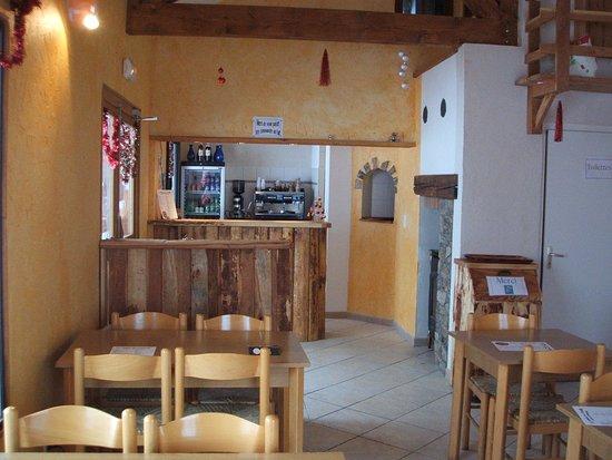 Crevoux, Francia: intérieur