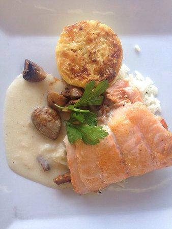 Vallorcine, Francia: Wat een fijn restaurant. Voor ons favoriet!