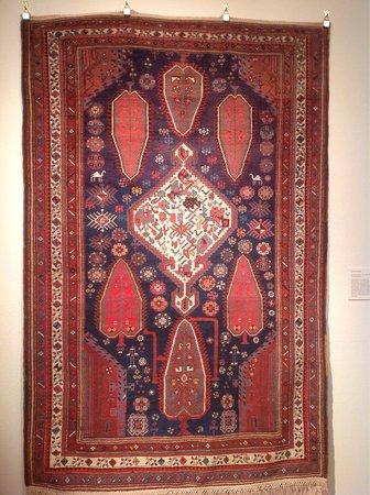 Persian rug exhibit - Picture of Tucson