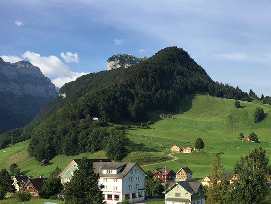 Hotel Frohe Aussicht : Vista panoramica