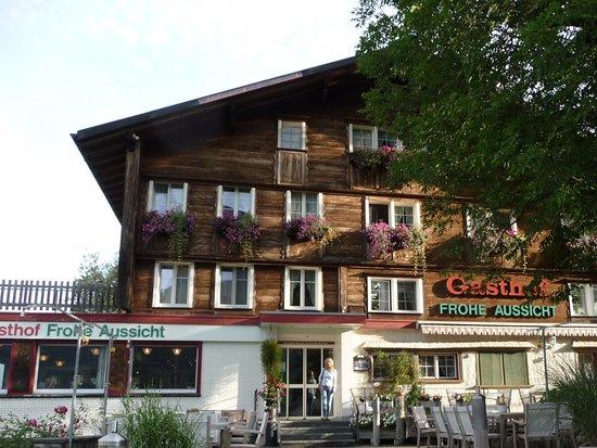 Hotel Frohe Aussicht : Hotel