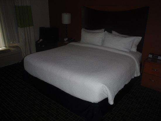 Fairfield Inn & Suites Washington, DC/New York Avenue: BED