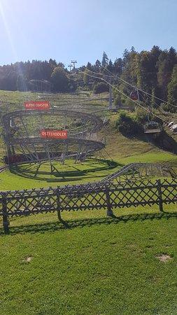 Kletterpark Schlossberg Lienz