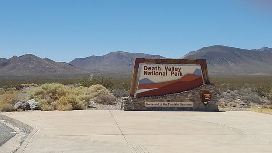 Badwater: Welcome to the park