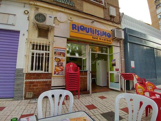 Restaurante colombiano riquiisimo m laga fotos n mero - Restaurante colombianos en madrid ...