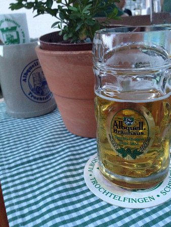 Trochtelfingen, Germany: Albquell Bräuhaus