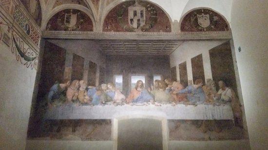Cenacolo vinciano foto di il cenacolo milano tripadvisor for Il cenacolo bagno di romagna