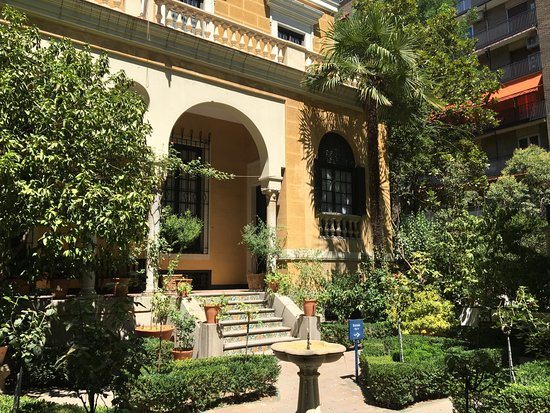 Главный вход в дом - Picture of Museo Sorolla, Madrid - TripAdvisor