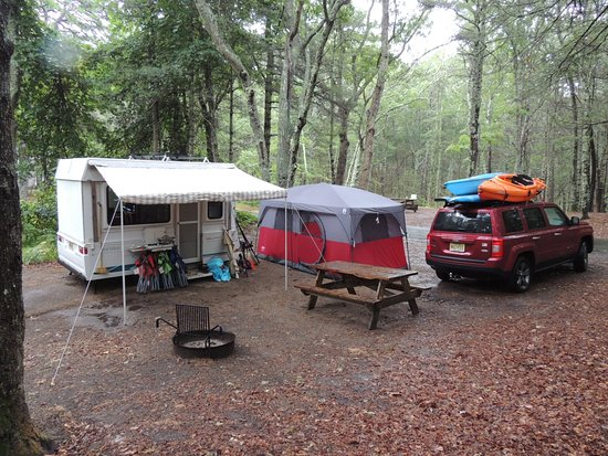 Nickerson State Park Campgrounds Photo