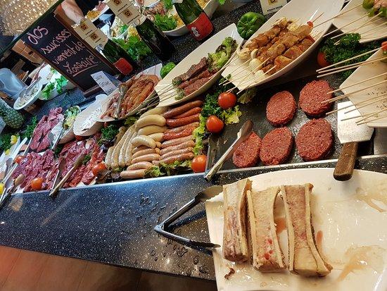Restaurant Le Petit Cochon Essey Les