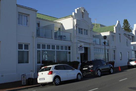 Windsor Hotel & Apartments: Außenansicht