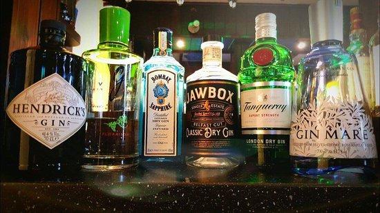 The Parlour Bar: Gin time