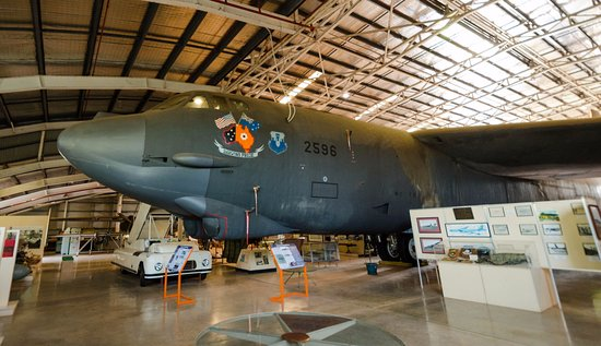 Australian Aviation Heritage Centre : B52