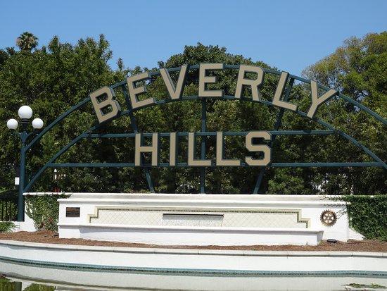 beverly hills garden