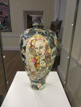 Grayson Perry Pottery Picture Of Croome High Green Tripadvisor