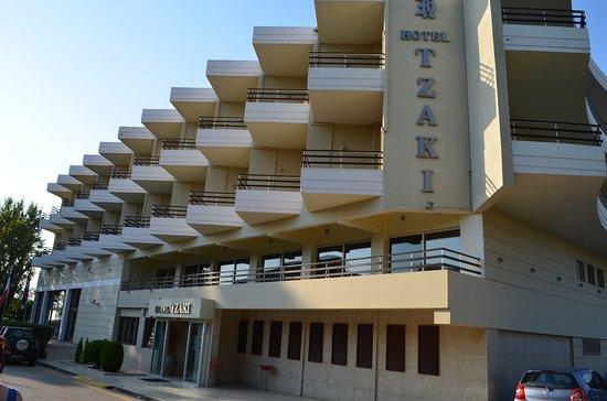 Foto de Hotel Tzaki