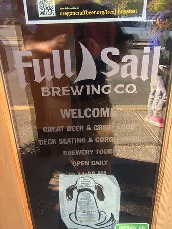 Full Sail Brewing Co: photo0.jpg