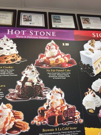 Wellington, FL: some desserts