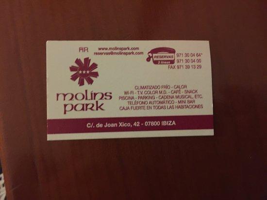Hostal Residencia Molins Park: photo0.jpg