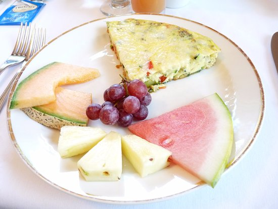 Au Bois Joli B&B: Delicious breakfasts!