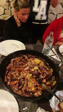 Dugi Island, Kroatien: Gorgonia Grill