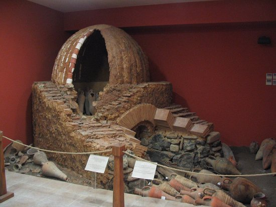 Inside the museum - Picture of Sinop Archaeology Museum ...
