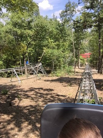 The Runaway at Branson Mountain Adventure Park