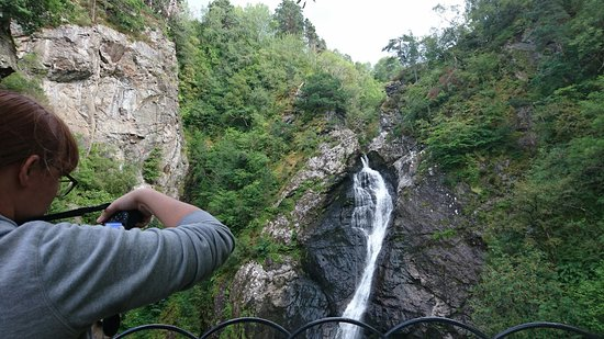 The Falls of Foyers