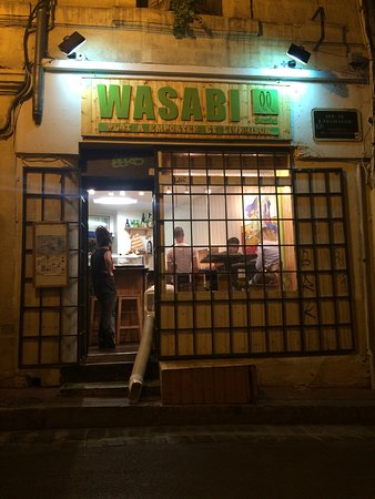 restaurant wasabi sushi dans montpellier avec cuisine japonaise. Black Bedroom Furniture Sets. Home Design Ideas