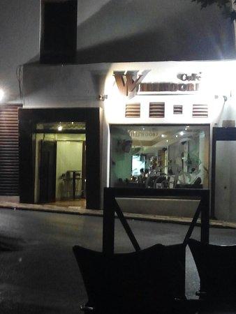 Orgiva, Spanje: Café-Pub Willendorf