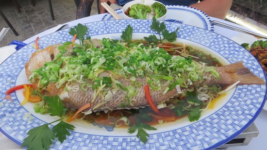 Nan Yuan: authentic Cantonese style steam fish