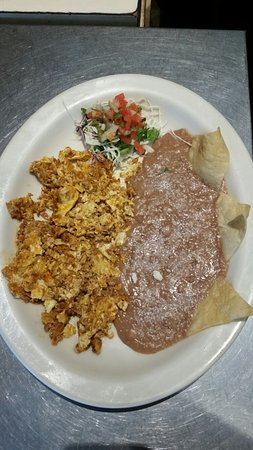 Casa Rojas: try some of our breakfast dishes