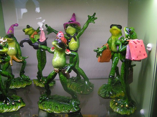 Museum of the Frog Princess