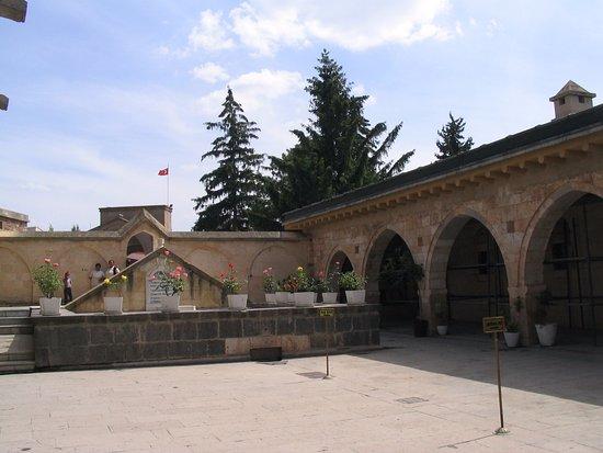 Hacı Bektaş-ı Veli Dergahı - Picture of Haci Bektas Veli ...