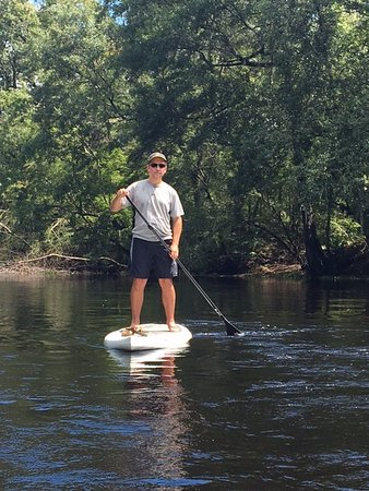Paddle boarding gainesville fl