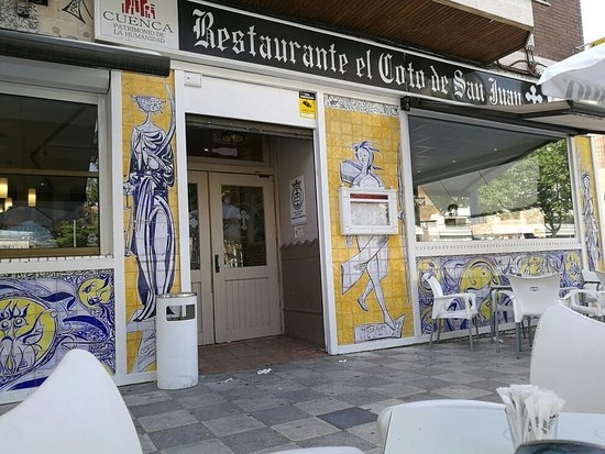 Restaurante El Coto de San Juan: IMG_20160904_151833_large.jpg