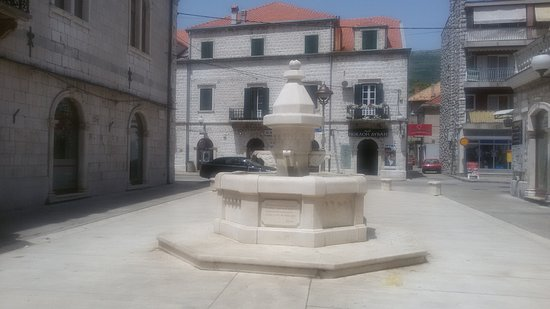 Fountain of Goiko Shishkovich