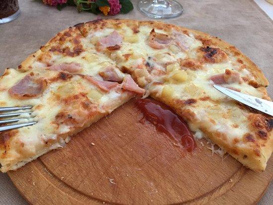 Caretta Pizza Restaurant: Best pizza in turkey!