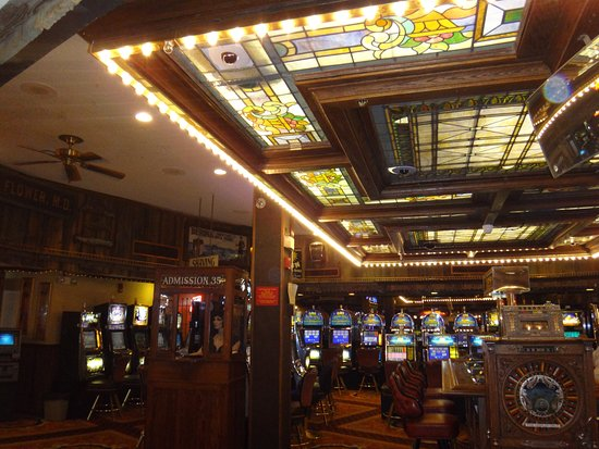 Outside Picture Of Tonopah Station Hotel Casino Rv